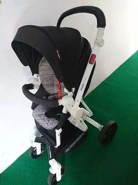 Stroller Cocolatte Quantum / Quintas X RMD Knit