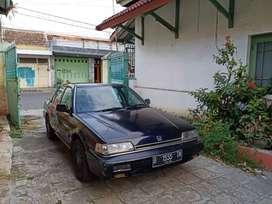 Honda accord prestise 1989