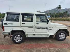 Mahindra Bolero VLX CRDe, 2010, Diesel