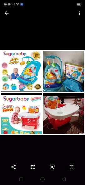 Dijual tempat duduk santai bayi