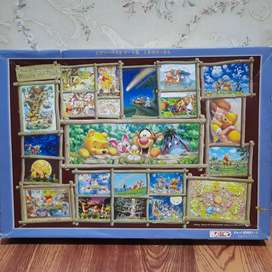 Puzzle Tenyo Winnie the Pooh Art Collection 2000pcs DG2000-529
