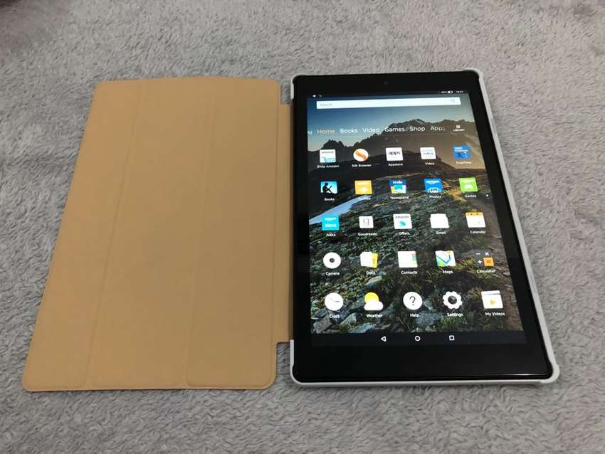 Kindle Fire HD10 7th Generation 0