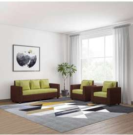 green brown sofa 3 1 1 Emi. Available brand new sofa set sells whole