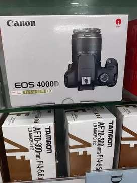 Kamera eos 4000d wifi cas dan kredit tanpa dp0