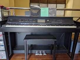 Dijual digital Piano Clavinova CVP-609/CVP-605