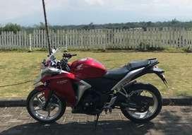 Honda CBR250R 2012 cbu thailand MC41