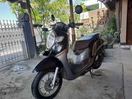 Scoopy 2017 plat DR