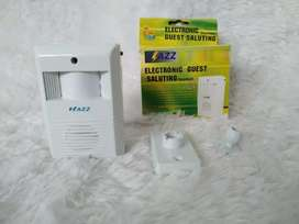PROMO Bel Pintu Sensor Gerak Flazz/Electronic Guest Saluting Wireless