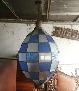 Lampu Maroko Jumbo Katrol