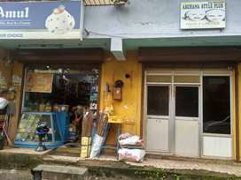 2 adjacent shops for sale.  16sq.m each