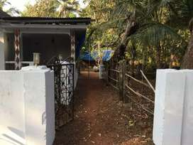 House for sale in Chorao island Goa