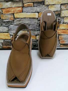 Hand made shoes