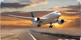 Urgent hiring for ticketing executive in Kolkata airport
