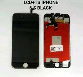 Lcd iphone 6s + pasang