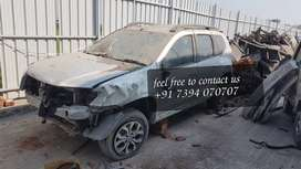 Nissan terrano Renault Duster All spair parts for