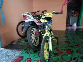 Mulus BMX Pacific 18 Anak2