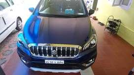2017 Maruthi S-Cross Diesel