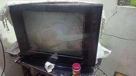 Samsung TV model cs21z57sn