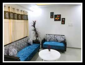1 & 2bhk fully furnished flat rent-Civil line*LIC Squ*Mankapur*Godhani