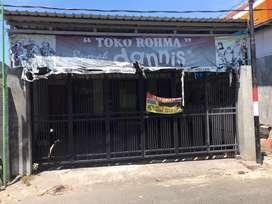 Rumah dan Toko Sedati