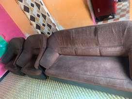 Sofa set 2chair n sofa
