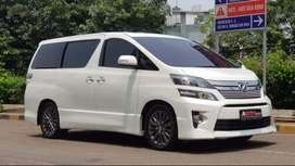 Toyota Vellfire 2.4 Z 2013 Like New