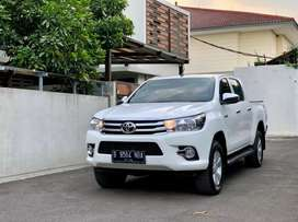 Toyota HILUX 2.4 doble cabin 4x4 2019