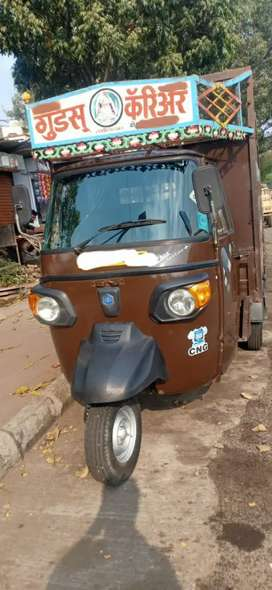 Piaggio ape 2019 model petrol cng company fitted