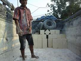 Bahan bangunan batu pondasi batukali kumbong bataringan herbel