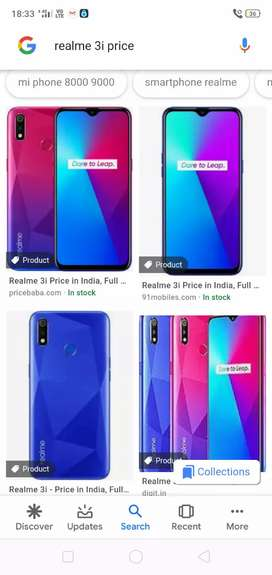 Oppo REALME 3I ITS NEW ANY VERY GOOD CONDITION