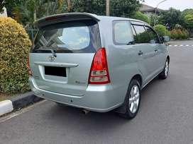 Toyota Kijang Innova G AT Tahun 2005 Istimewa