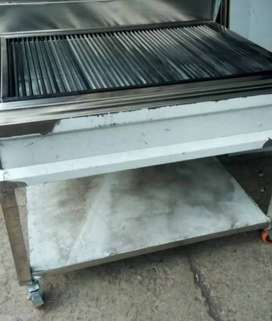Charcoal Grill 4x3 For sale