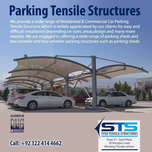 Parking Tensil Structure