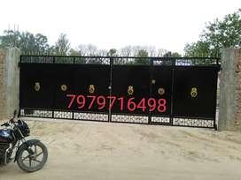 21 ft length & 8 ft height new gate for sell