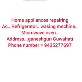 Home appliances repairing