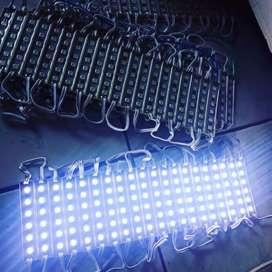 Lampu led strip 6 titik buat aquarium