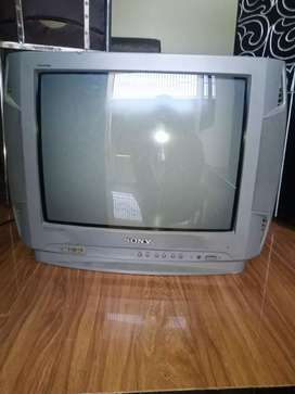 Sony TV clean condition