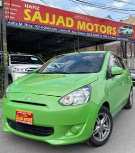 Mitsubishi Mirage G 1.0 Push Start Model 2012
