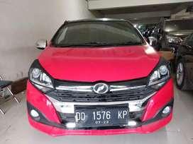 Ayla New 1.2 R DELUXE matic 2018 / 2019 Bsa tt Agya Brio Datsun march