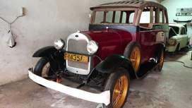Ford T 1929 oplet kondisi orisinil ( 1 tangan dr baru )