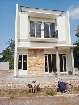 Rumah Mewah Murah 2Lantai Ngaliyan