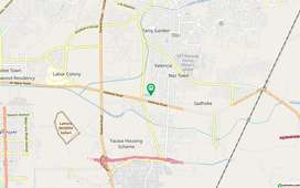 10 Marla Residential Plot For Sale In Valencia Housing Society