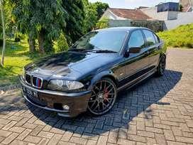 BMW 318i E46 M43 Tahun 2000 Modif M Tech Siap Pakai 2001