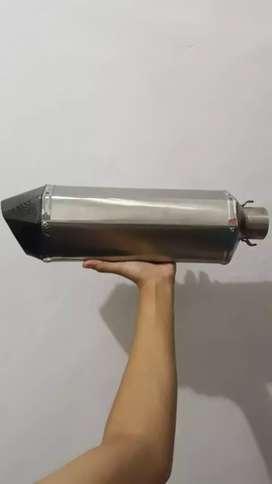 Silencer knalpot custom 50mm