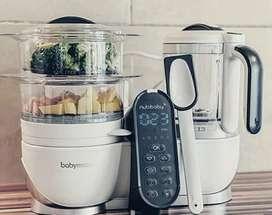 Babymoov nutribaby+ steamer dan blender