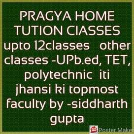 Pragya home tuition