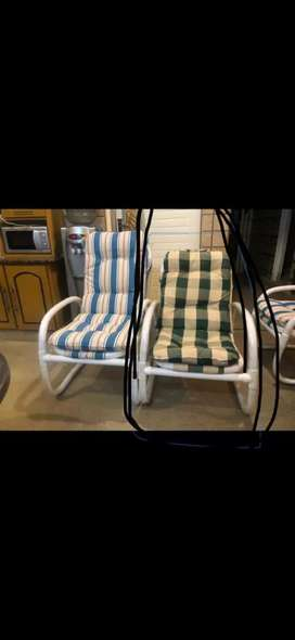 Garden chairs imported