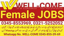 Female Domestic JOBS (WELL-COME)