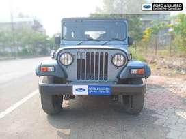 Mahindra Jeep MM 540, 1992, Diesel