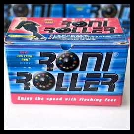 Distributor Resmi Roni Roller Flashing WHEELS Indonesia